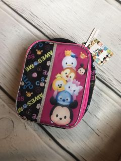 Disney Tsum Tsum Lunchbox - New with Tags
