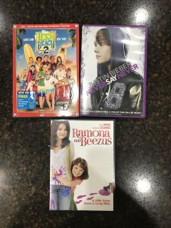 DVDs. $2 for all. Cross posted.