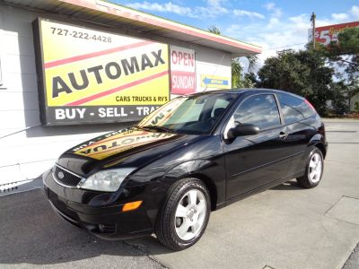 2005 Ford Focus ZX3 S (Black)