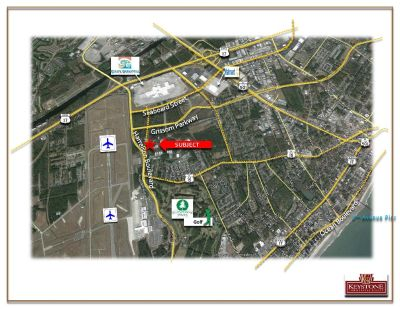 Harrelson Corner-Land For Lease-Myrtle Beach