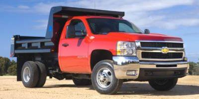 2009 Chevrolet Silverado 3500 Work Truck (Summit White)