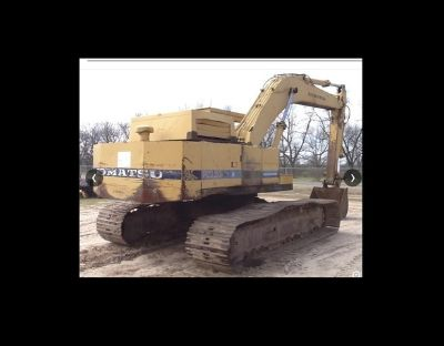 1990 Komatsu PC220 Crawler Excavator in Georgia; Runs And Works; Nice Farm Unit