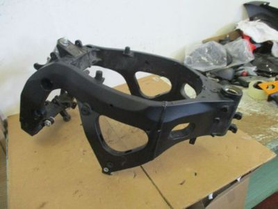 Sell 08 09 SUZUKI GSXR 600 750 MAIN FRAME 08 GSXR 600 MAIN FRAME motorcycle in Stanton, California, United States, for US $799.99