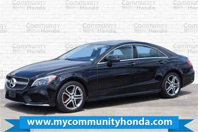 2015 Mercedes-Benz CLS CLS 400 4MATIC