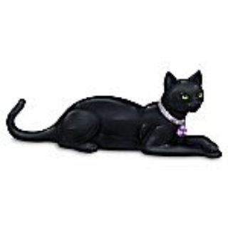 HAMILTON COLLECTION/VIRTUES OF THE BLACK CAT