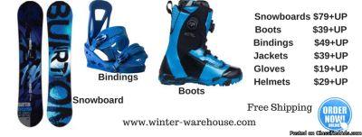 Winter Sport Gear for Sale