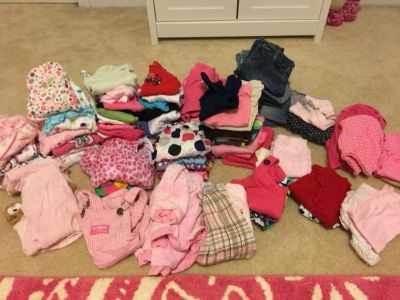 0-12 month girls clothes