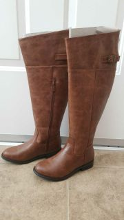 NEW IN BOX Brown Riding Boots (various sizes)