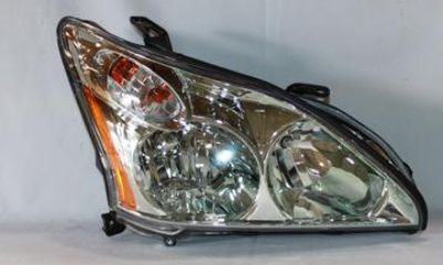Sell 04-09 LEXUS RX330 RX350 JAPAN BUILT HEAD LIGHT RIGHT motorcycle in Grand Prairie, Texas, US, for US $146.27