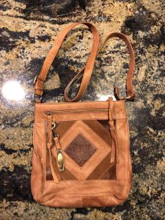 Lucky Leather Purse