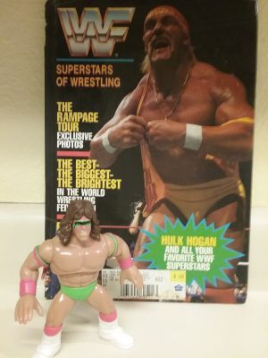W W F ultimate warrior