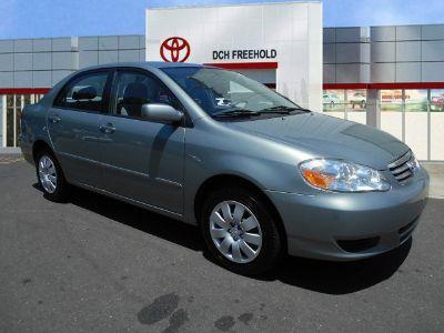2004 Toyota Corolla CE (Mineral Green Opalescent)