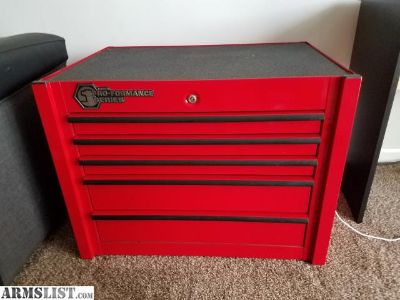 For Sale: Matco proformance gun safe /tool box