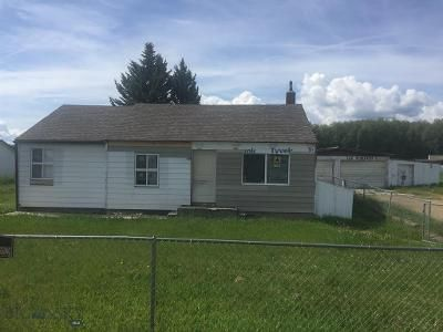 3 Bed 1.0 Bath Foreclosure Property in Anaconda, MT 59711 - Rickards St