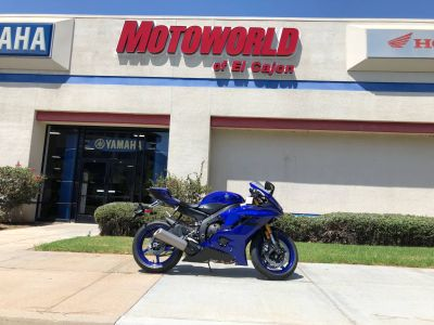 2018 Yamaha YZF-R6 SuperSport Motorcycles EL Cajon, CA