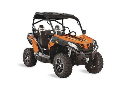 2018 CFMOTO ZForce 800 Trail Sport-Utility Utility Vehicles Sandpoint, ID