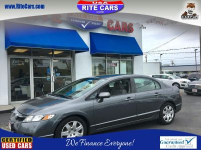2009 Honda Civic LX (GREY)