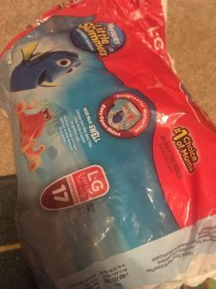 10 new swim diapers size large