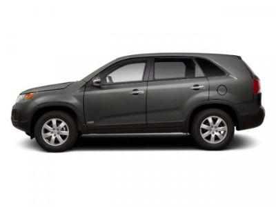 2012 Kia Sorento LX (Titanium Silver)