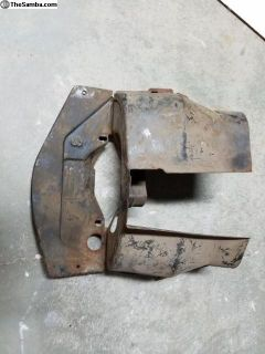 Used,oem 1975-79 cylinder tin 3 & 4 side only
