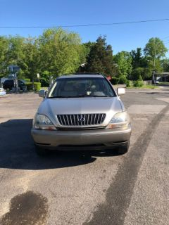 2000 Lexus RX 300 Base (Gold)