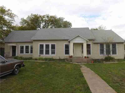 303 Peach Street Sanger Four BR, Great investment property