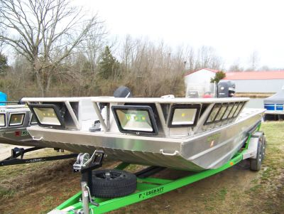 2015 Blazer 2070 W/ MERCURY 250 PRO XS OPTIMAX JET & TRAILER Aluminum Fish Boats West Plains, MO