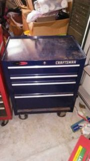 Craftsman 4 Drawer Easy Glide Toolbox
