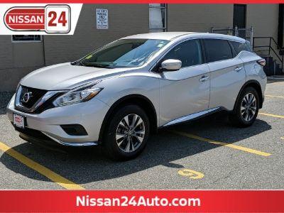 2015 Nissan Murano (Brilliant Silver Metallic)