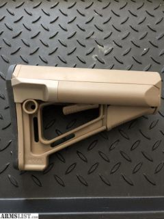 For Sale/Trade: Comm STR Magpul Stock FDE