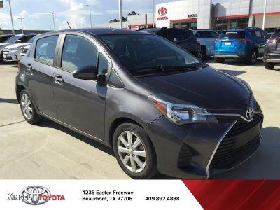 2015 Toyota Yaris 5-Door L (Magnetic Gray Metallic)