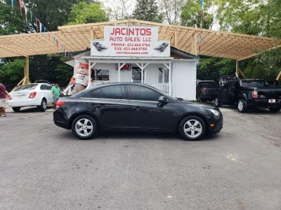 2012 Chevrolet Cruze LT Fleet (Black)