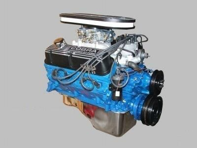 Purchase 393 ford windsor stroker cobra engine motorcycle in Beech Grove, Indiana, US, for US $5,499.00