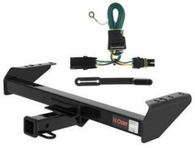 Find Curt Class 3 Trailer Hitch & Wiring for 85-87 Chevy/GMC Pickup 1500/2500/3500 motorcycle in Greenville, Wisconsin, US, for US $145.48