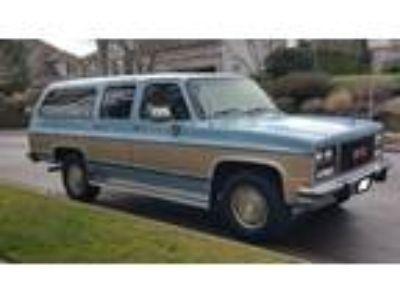 1991 Chevrolet Suburban 2500 Diesel