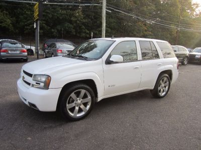 $19,995, Summit White 2008 Chevrolet TrailBlazer $19,995.00 | Call: (888) 396-4536