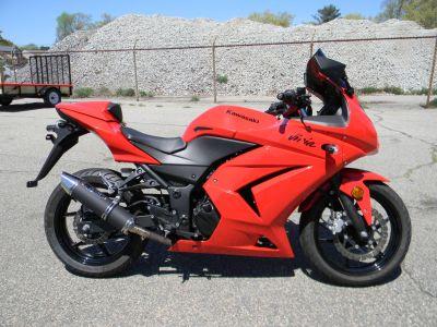 2009 Kawasaki Ninja 250R Sport Motorcycles Springfield, MA