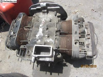 bus type 4 engine block
