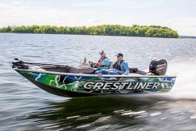 2018 Crestliner 1850 Fish Hawk WT Jon Boats Kaukauna, WI