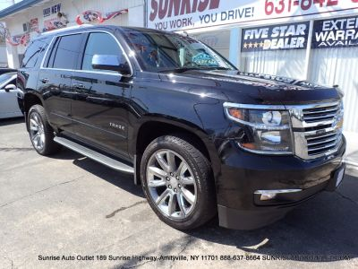 Used 2015 Chevrolet Tahoe 4WD 4dr LTZ, 51,200 miles