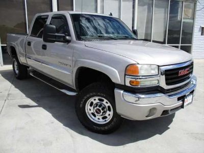 Used 2006 GMC Sierra 2500 HD Crew Cab for sale