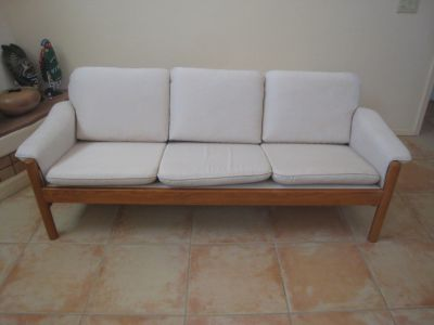 Free mid century modern sofa