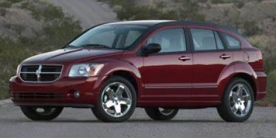 2008 Dodge Caliber Base (Inferno Red Crystal Pearl)