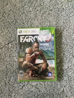 Farcry 3 - Xbox 360 game