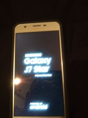 Metropcs galaxyJ7 android with service