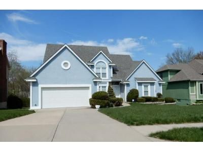 3 Bed 3.5 Bath Foreclosure Property in Kansas City, MO 64151 - NW 59th St
