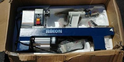 Rikon Lathe and stand