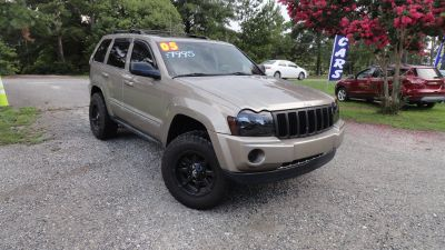 2005 Jeep Grand Cherokee Limited (Brown)