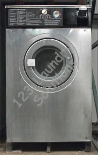 Coin Operated Wascomat Front Load Washer Senior W123 USED