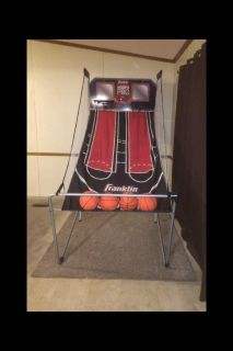 Franklin Sports DOUBLE SHOT HOOPS PRO, $50 *southeast Franklin pick up*